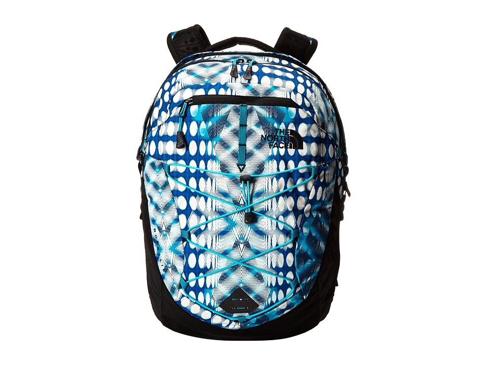 The North Face - Women's Borealis (Bluebird Diamond Dot Print) Backpack Bags