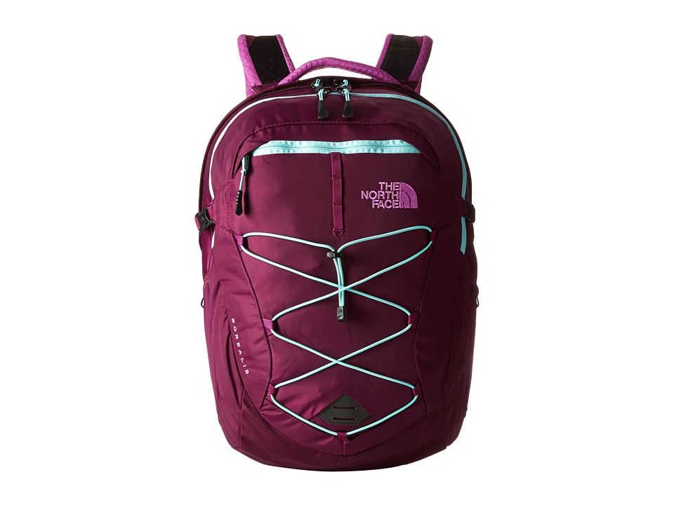 The North Face - Women's Borealis (Pamplona Purple/Bonnie Blue) Backpack Bags