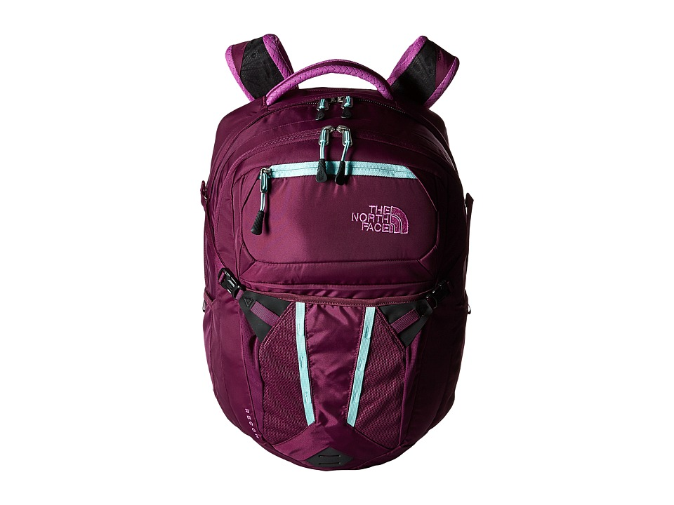 The North Face - Women's Recon (Pamplona Purple/Bonnie Blue) Backpack Bags