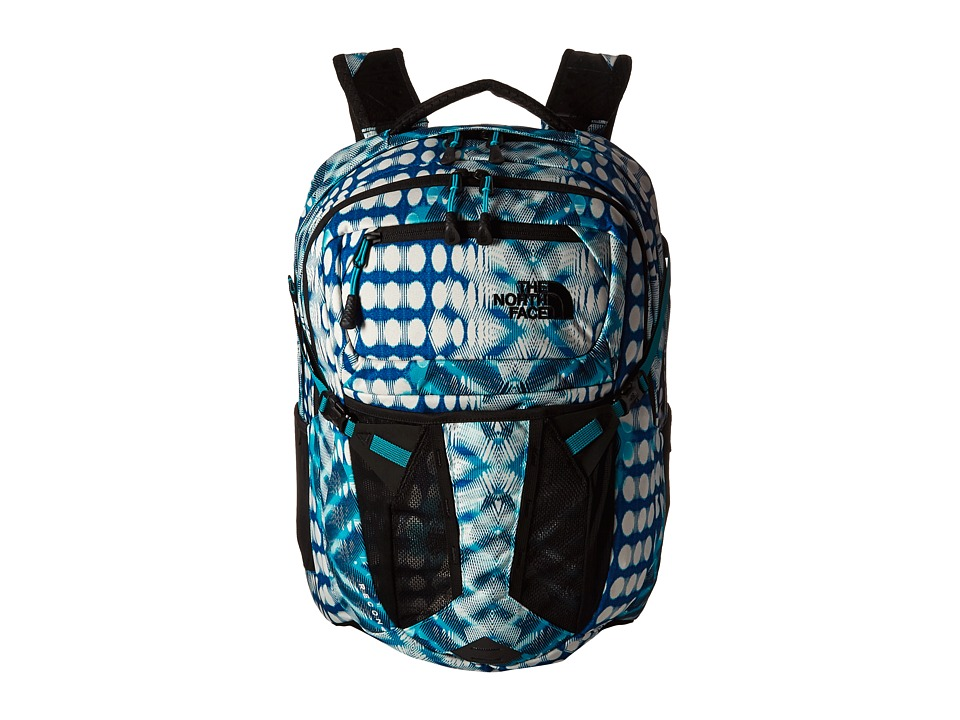 The North Face - Women's Recon (Bluebird Diamond Dot Print) Backpack Bags