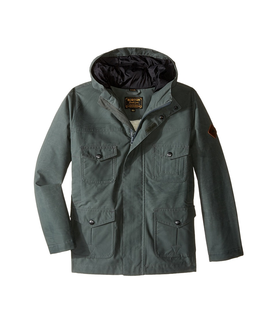 Burton Kids - Match Jacket (Little Kids/Big Kids) (Urban Chic) Boy's Coat