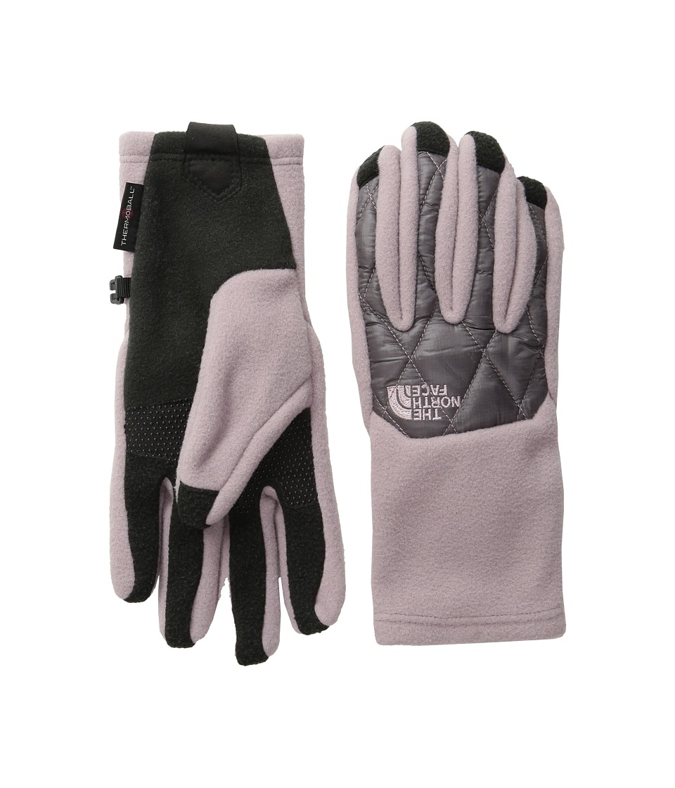 The North Face - ThermoBall Etip Glove (Quail Grey/Rabbit Grey) Extreme Cold Weather Gloves