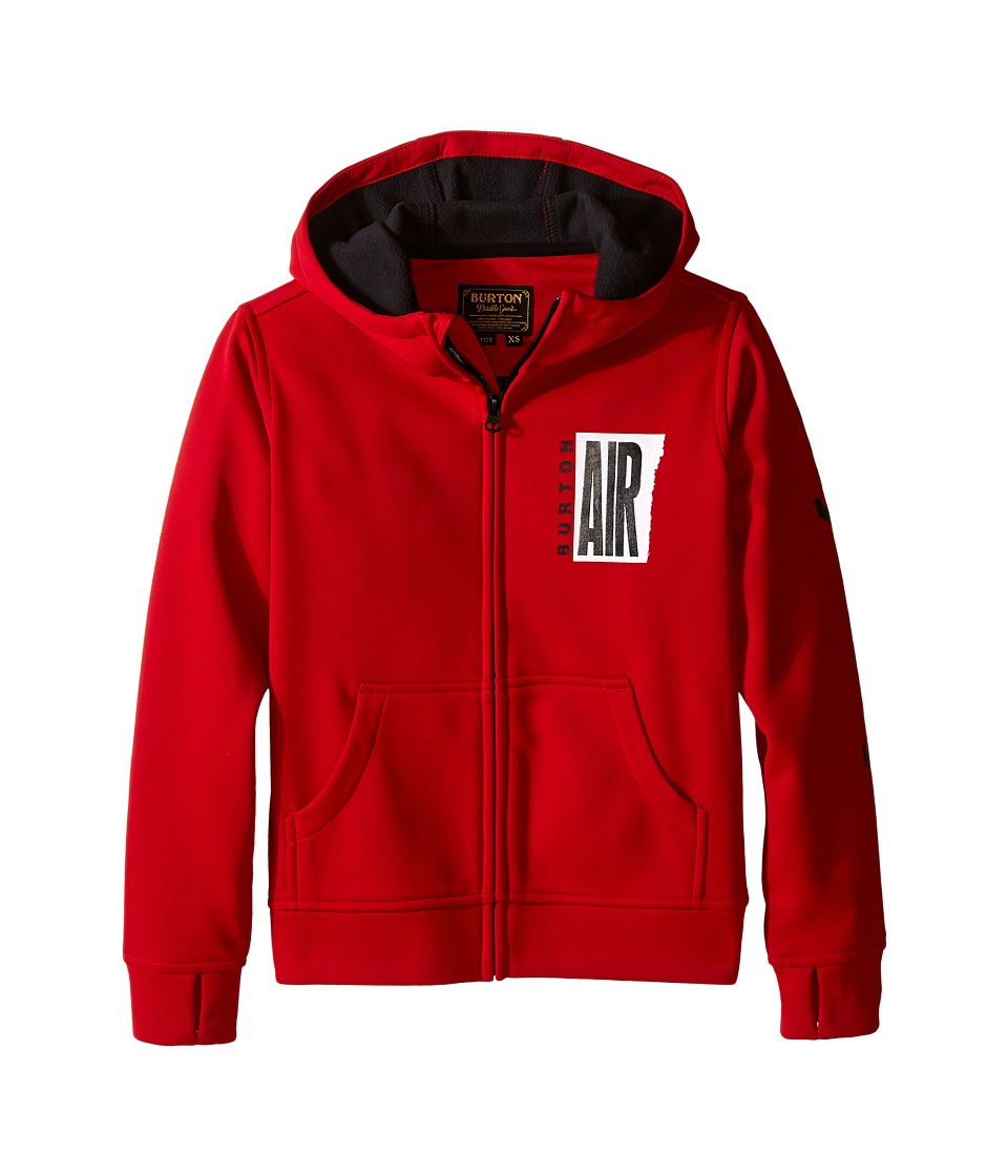 Burton Kids - Bonded Hoodie (Little Kids/Big Kids) (Process Red) Boy's Sweatshirt