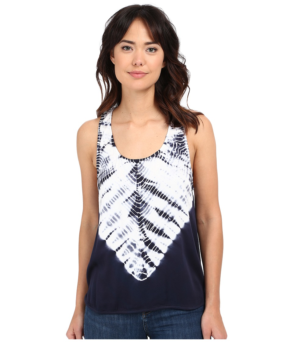 Gypsy05 - Racerback Tank Top (Midnight) Women's Sleeveless