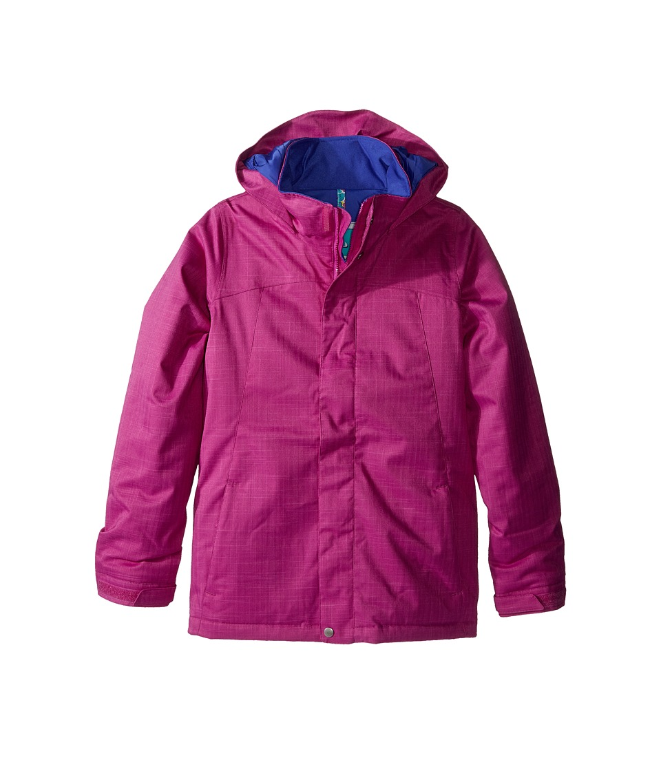 Burton Kids - Elodie Jacket (Little Kids/Big Kids) (Grapeseed) Girl's Coat