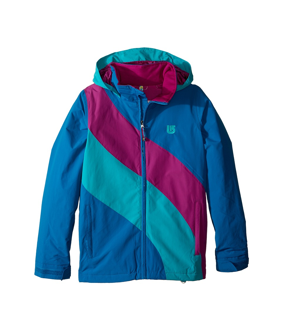 Burton Kids - Girls Heart Jacket (Little Kids/Big Kids) (Athens Block) Girl's Coat