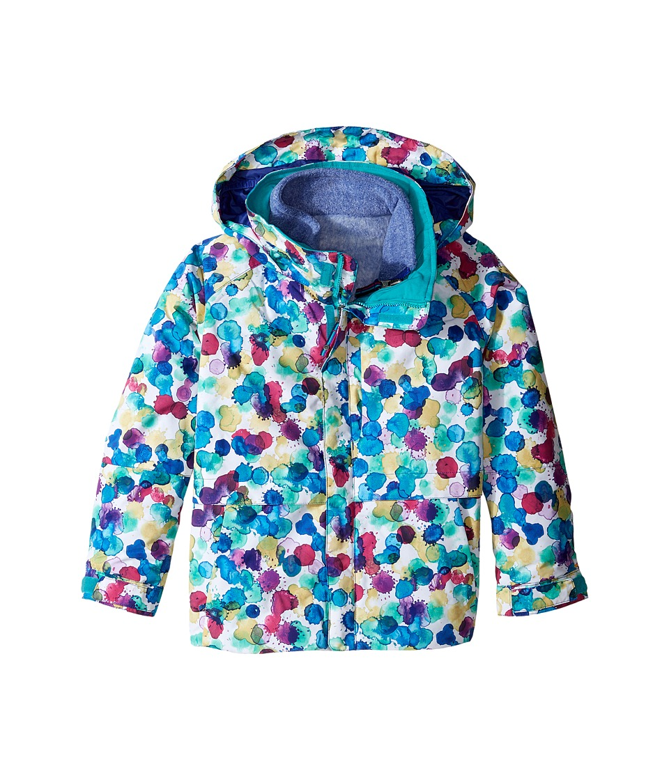 Burton Kids - Gemini Systems Jacket (Little Kids/Big Kids) (Rainbow Drops) Girl's Coat