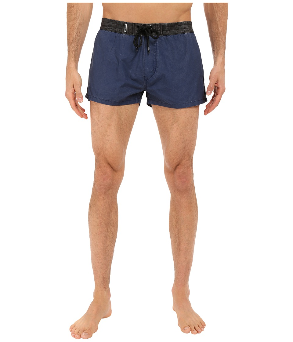 Diesel - Sandy-E Swim Boxer Shorts DALU (Navy/Blue) Men's Swimwear