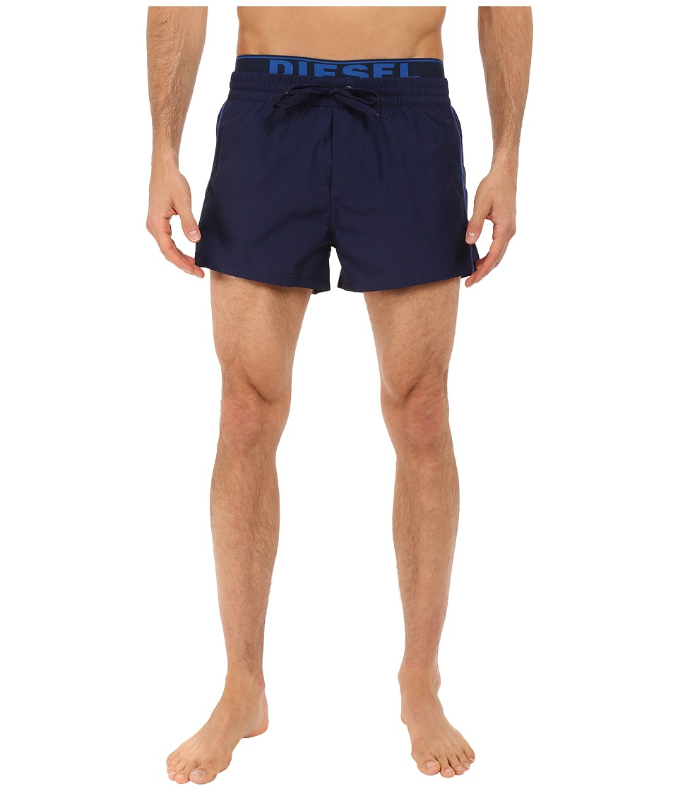 Diesel - Seaside-E Shorts KAKY (Blue) Men's Swimwear