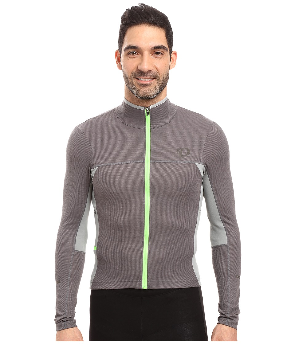 Pearl Izumi - P.R.O. Escape Thermal Jersey (Smoked Pearl) Men's Clothing