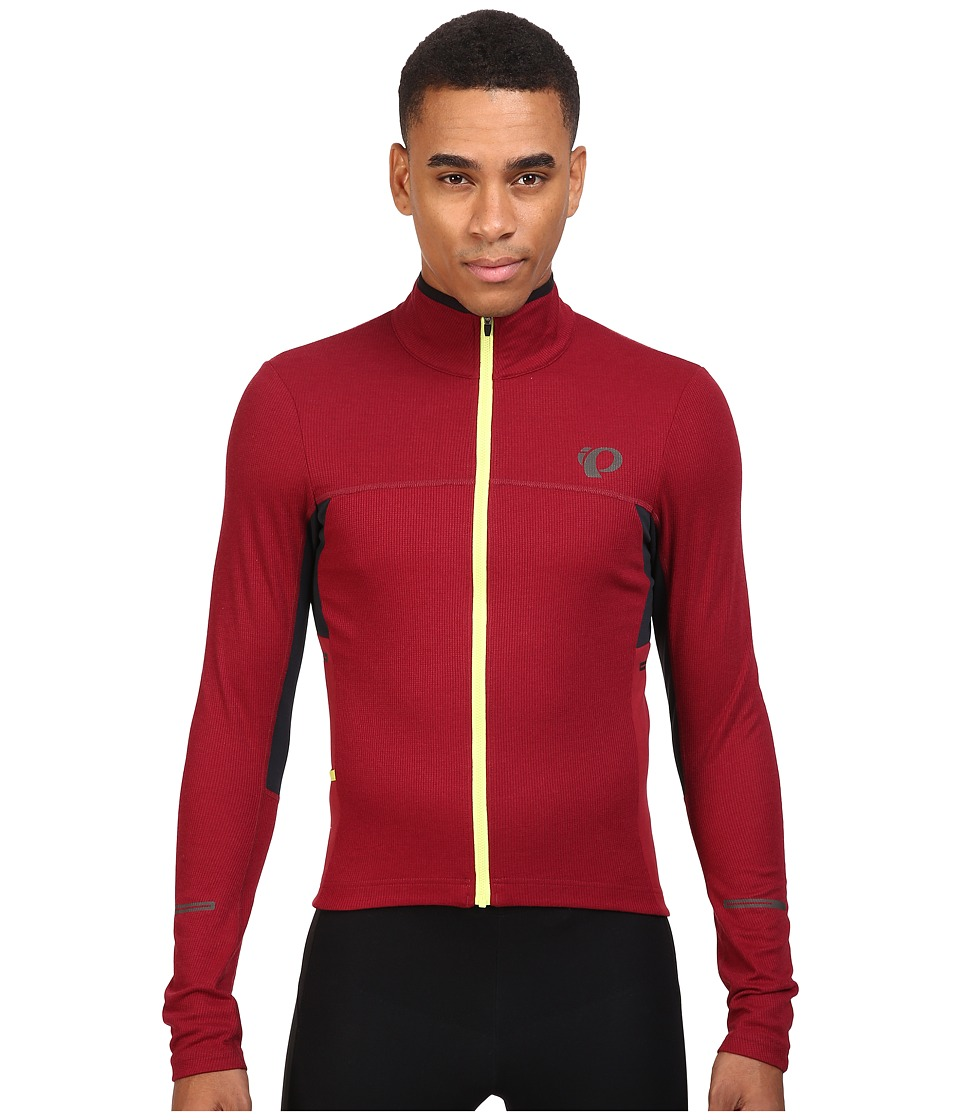 Pearl Izumi - P.R.O. Escape Thermal Jersey (Tibetan Red) Men's Clothing