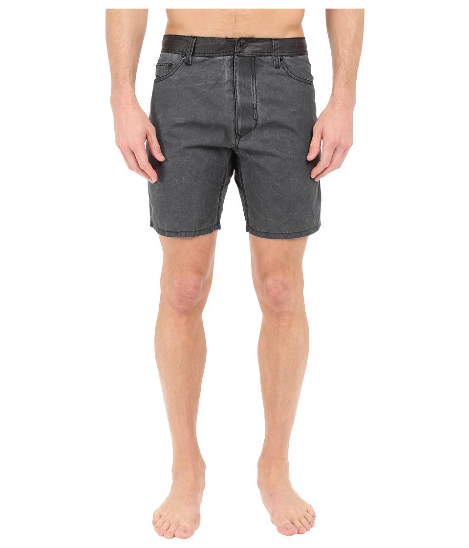 Diesel - Waykeeki-S Swim Boxer DALU (Black) Men's Swimwear