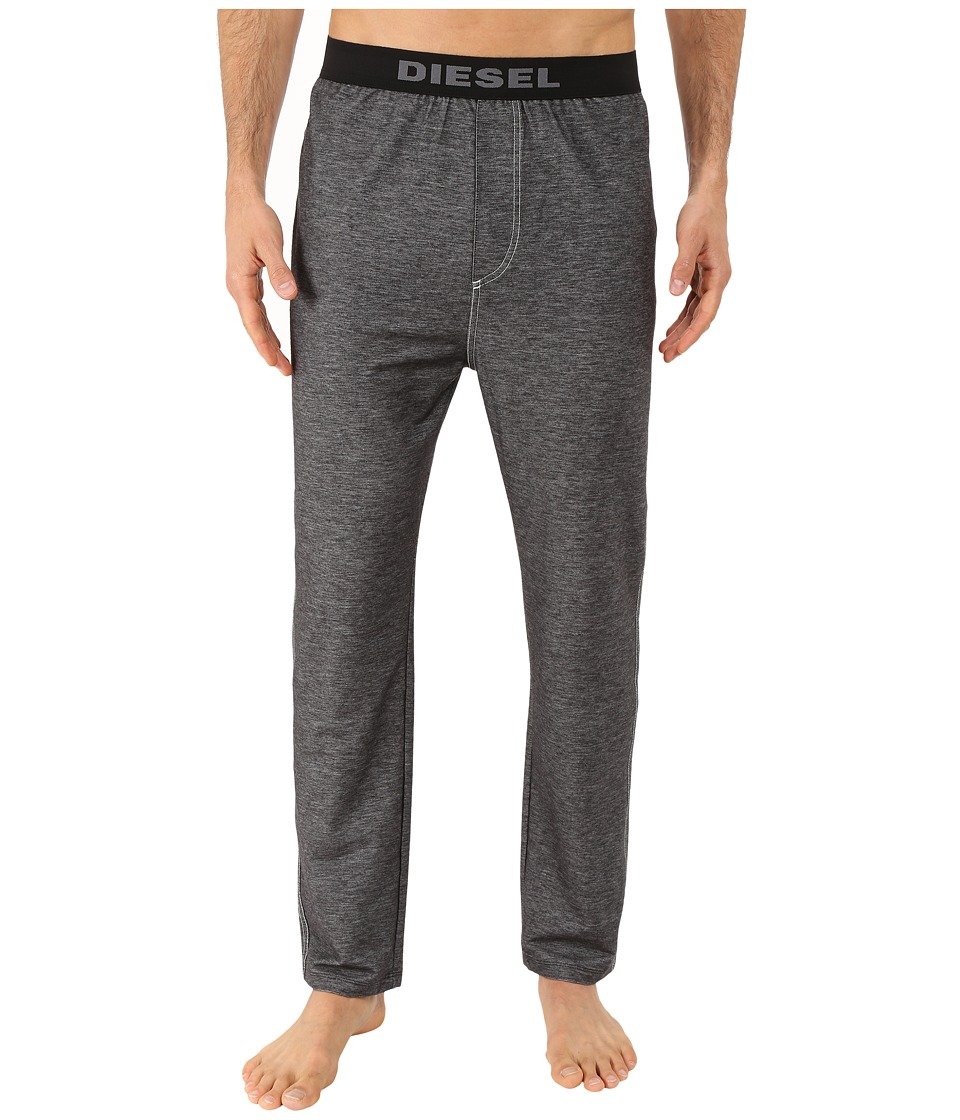 Diesel - Julio Trousers with w/ Cool 360 (Black) Men's Pajama