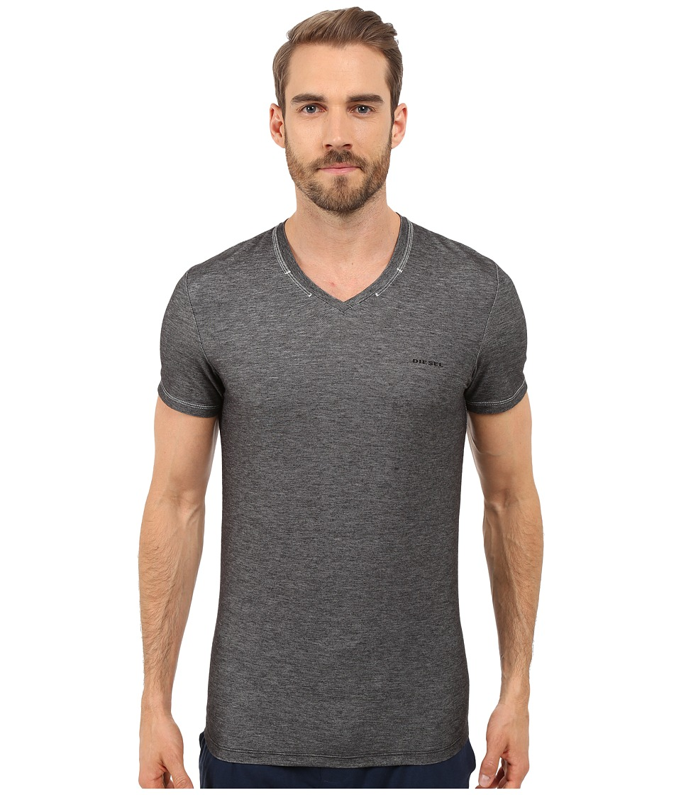 Diesel - Michael T-Shirt w/ Cool 360 (Black) Men's T Shirt