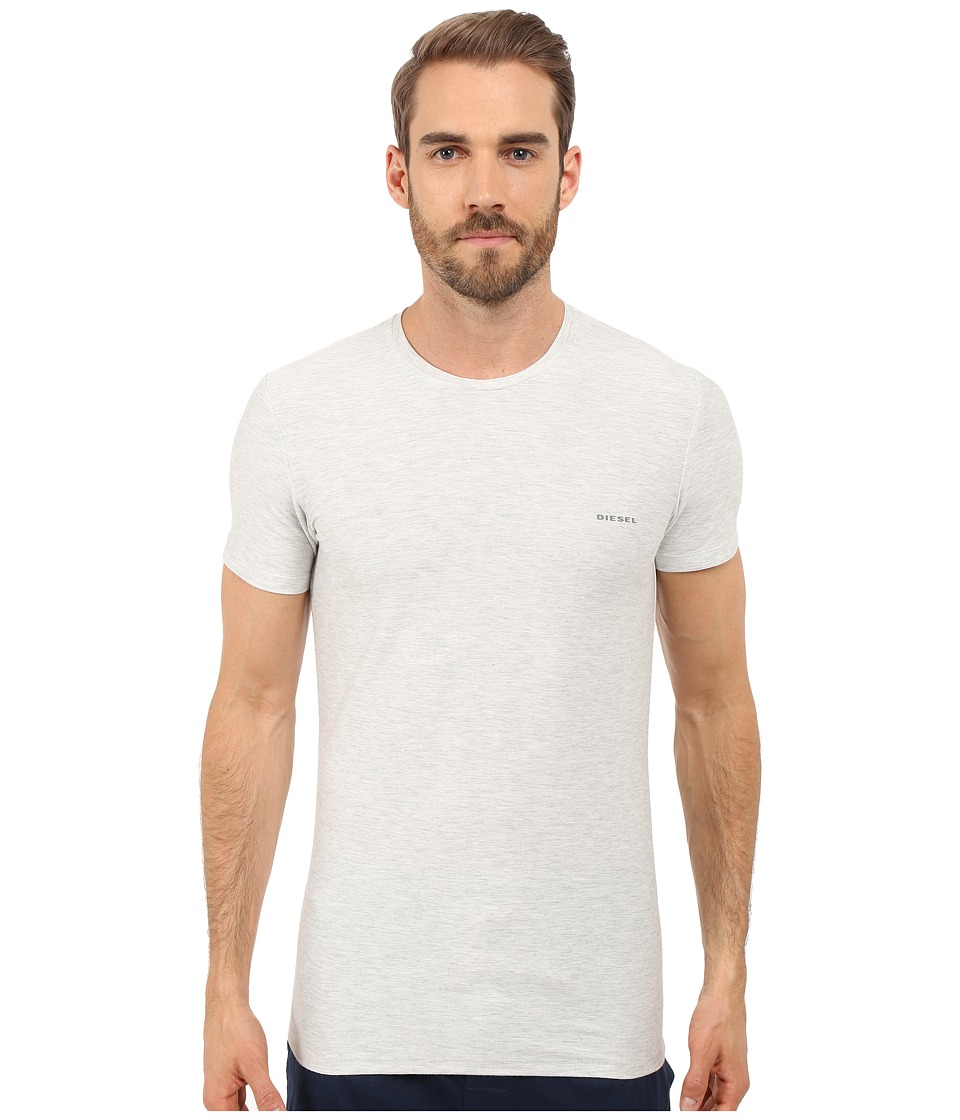 Diesel - Randal T-Shirt CALF (Pale/Grey) Men's T Shirt