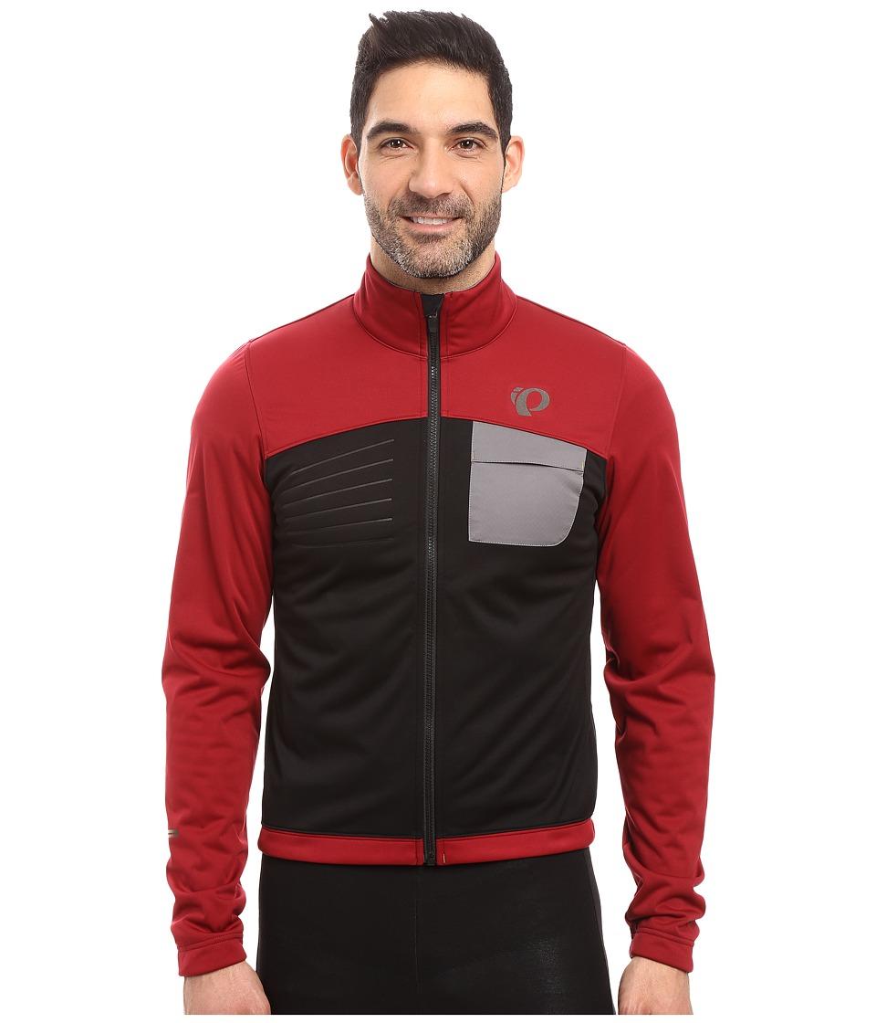 Pearl Izumi - Select Escape Softshell Jacket (Tibetan Red/Black) Men's Coat