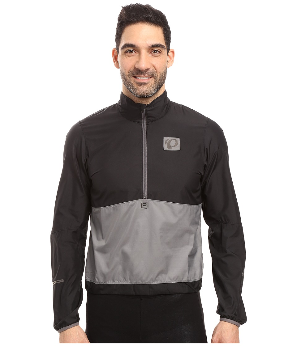 Pearl Izumi - Select Barrier Pullover (Black/Smoked Pearl) Men's Clothing