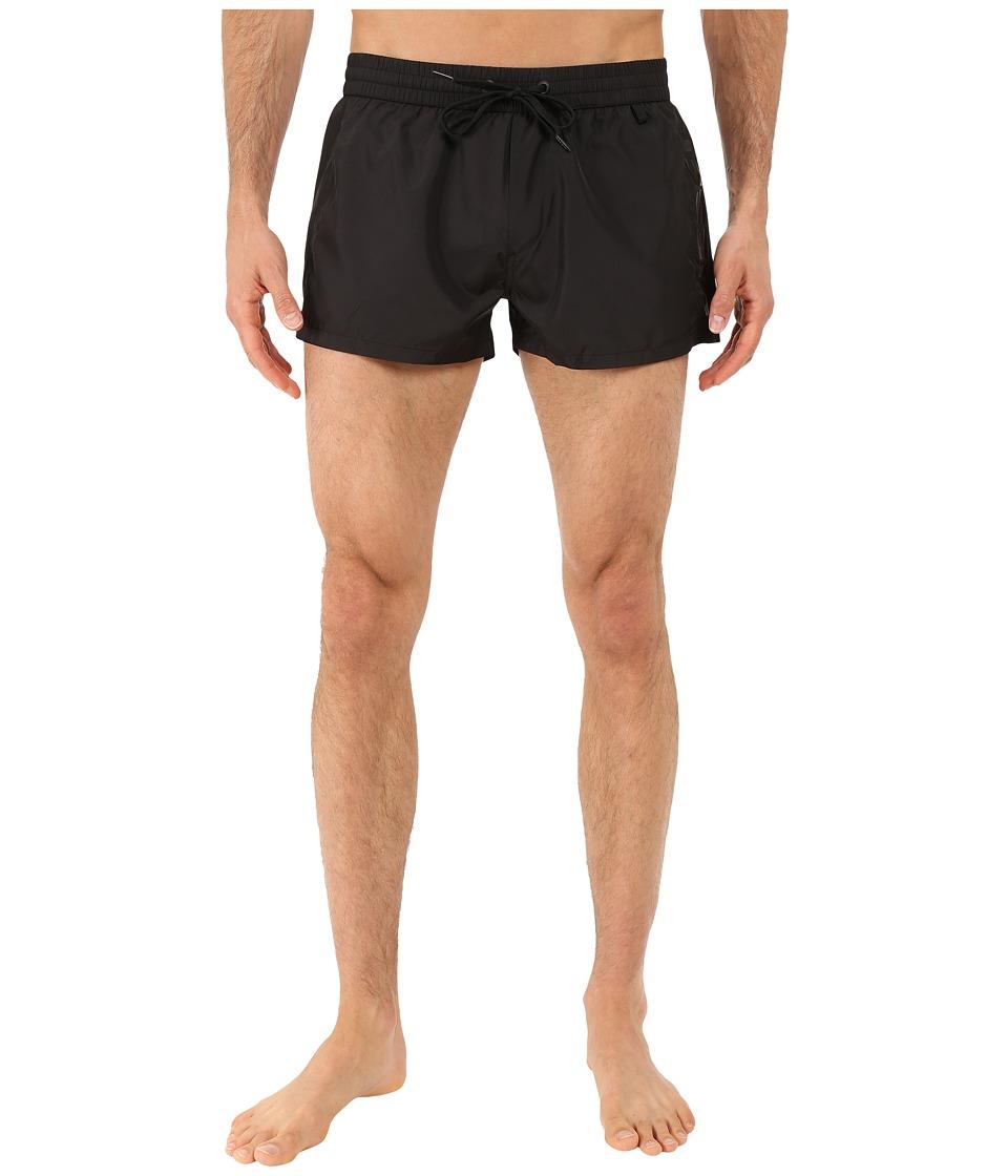Diesel - Sandy-E Shorts KAKV (Black) Men's Swimwear