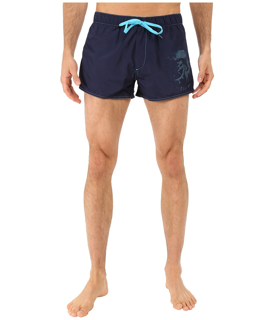 Diesel - Sandy-Rev Swim Boxer Shorts DALV (Blue) Men's Swimwear