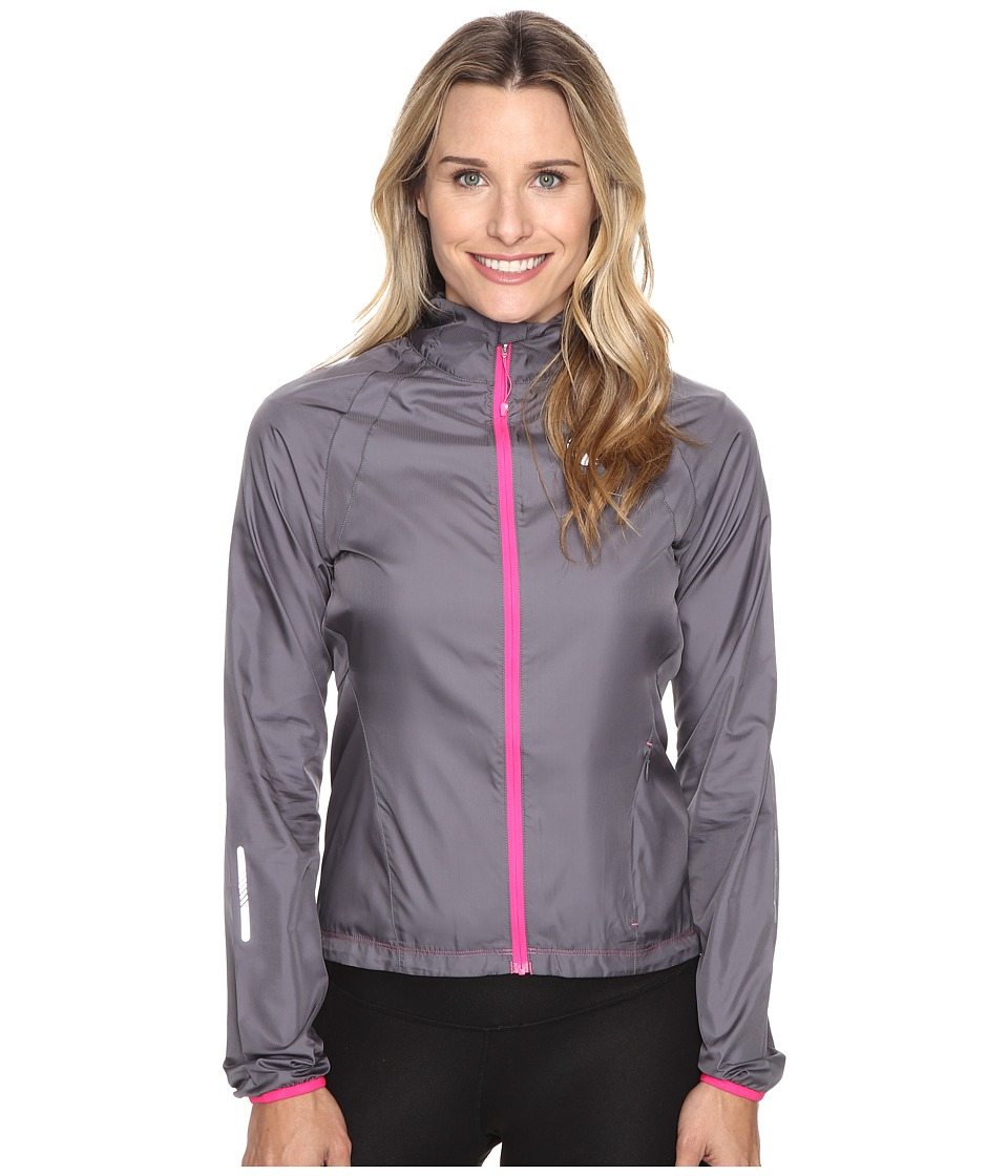 Pearl Izumi - W ELITE Barrier Cycling Jacket (Smoked Pearl) Women's Workout