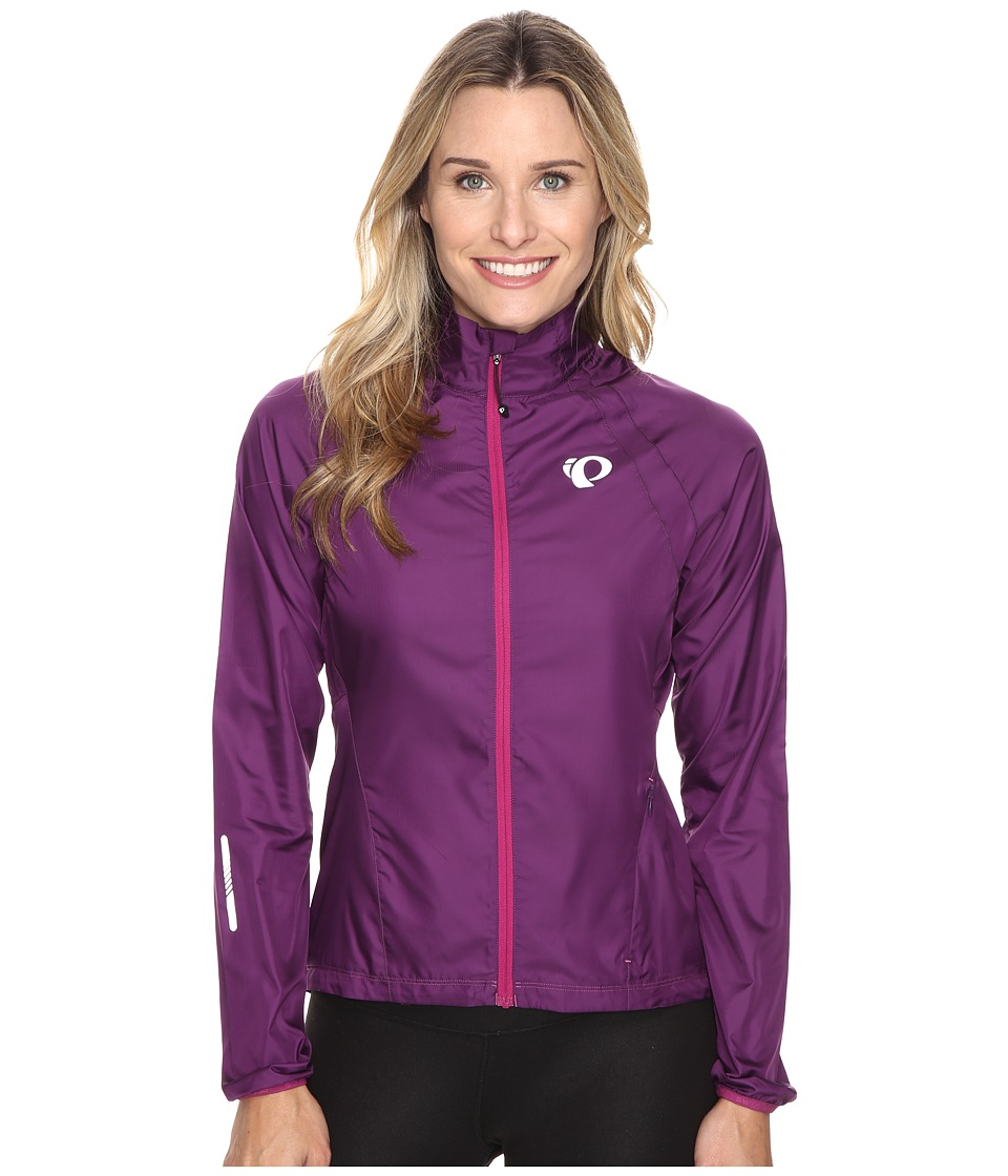 Pearl Izumi - W ELITE Barrier Cycling Jacket (Wineberry) Women's Workout