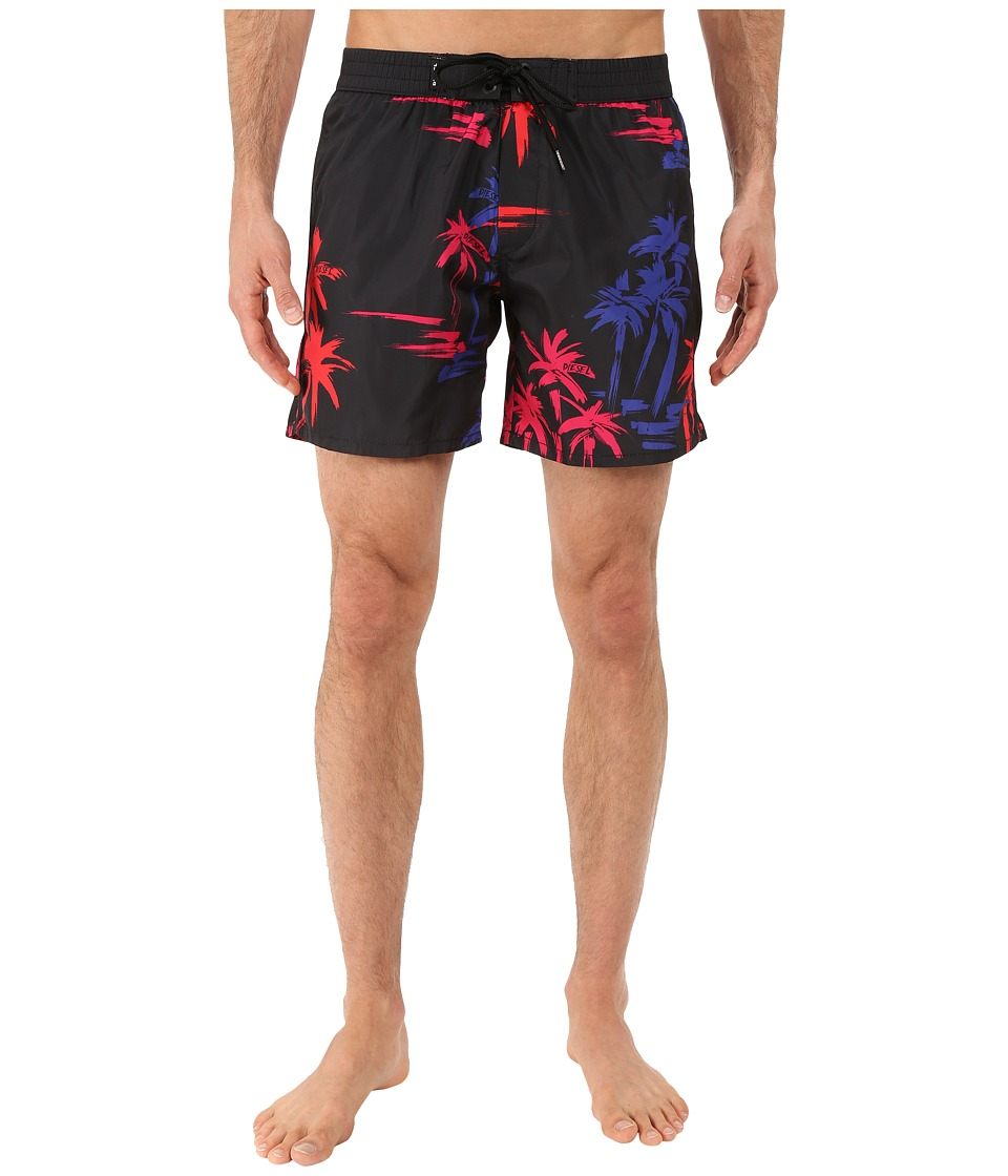 Diesel Wave-E Shorts AALV (Black) Men