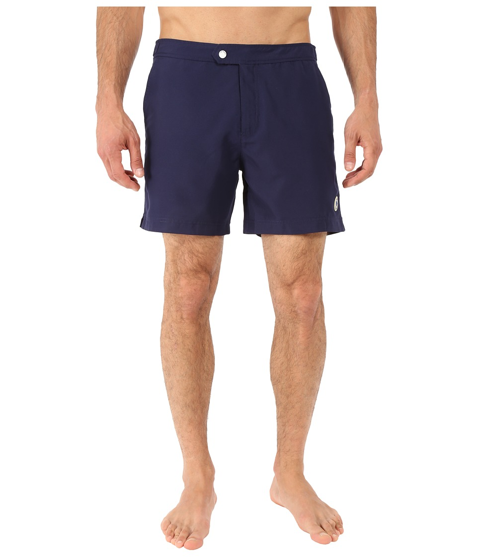 Ted Baker - Sharfo Solid Colour Shortti (Navy) Men's Swimwear