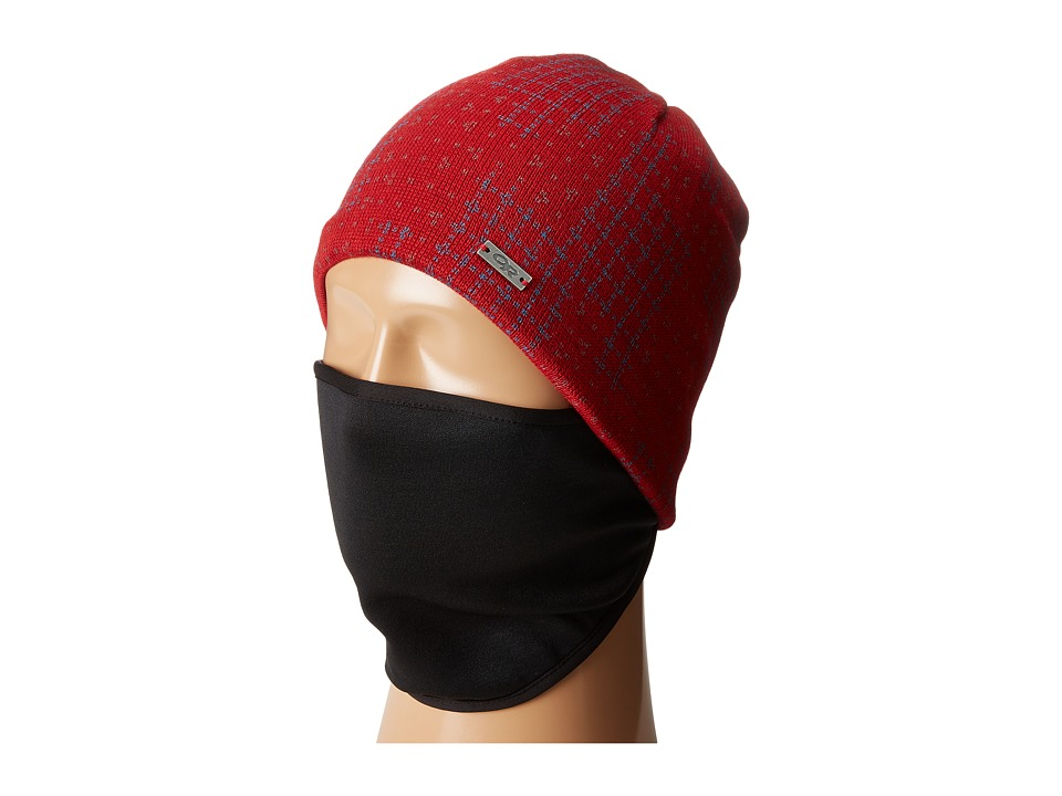 Outdoor Research - Igneo Facemask Beanie (Agate/Vintage) Beanies