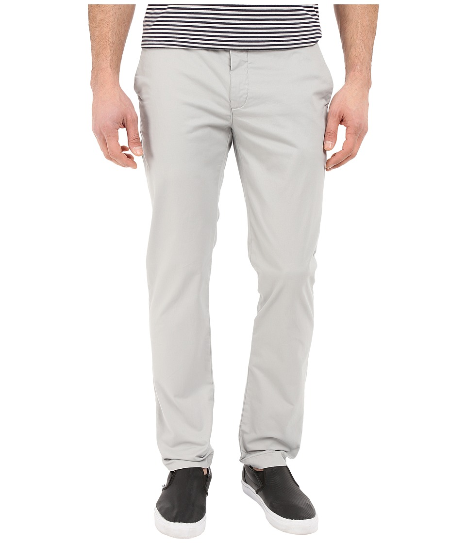 Ted Baker - Slimchi Slim Fit Chino (Light Grey) Men's Casual Pants