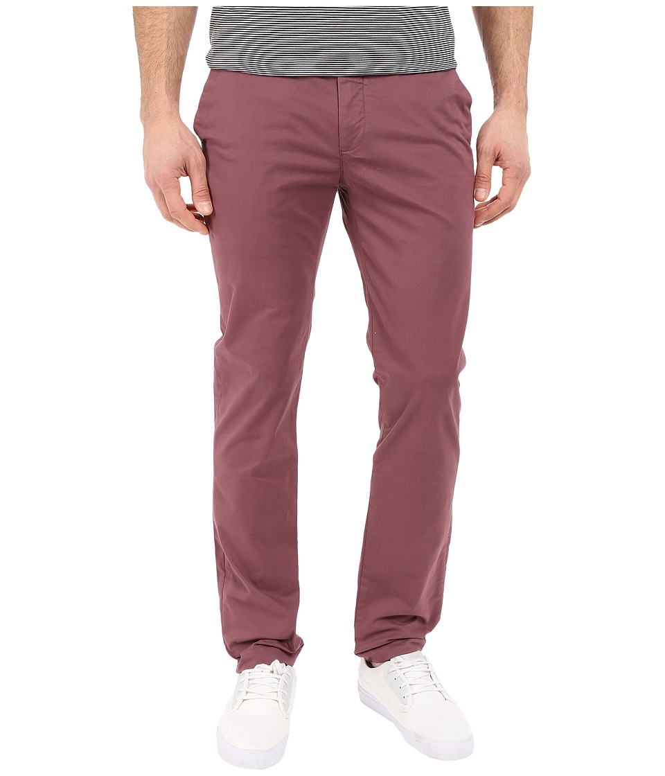 Ted Baker - Slimchi Slim Fit Chino (Dusky Pink) Men's Casual Pants