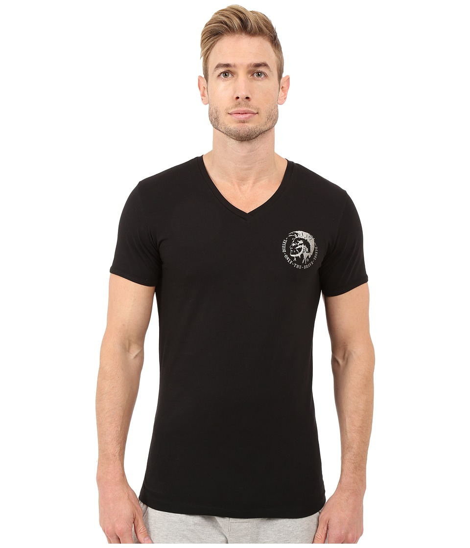 Diesel - Michael T-Shirt GALQ (Black) Men's T Shirt
