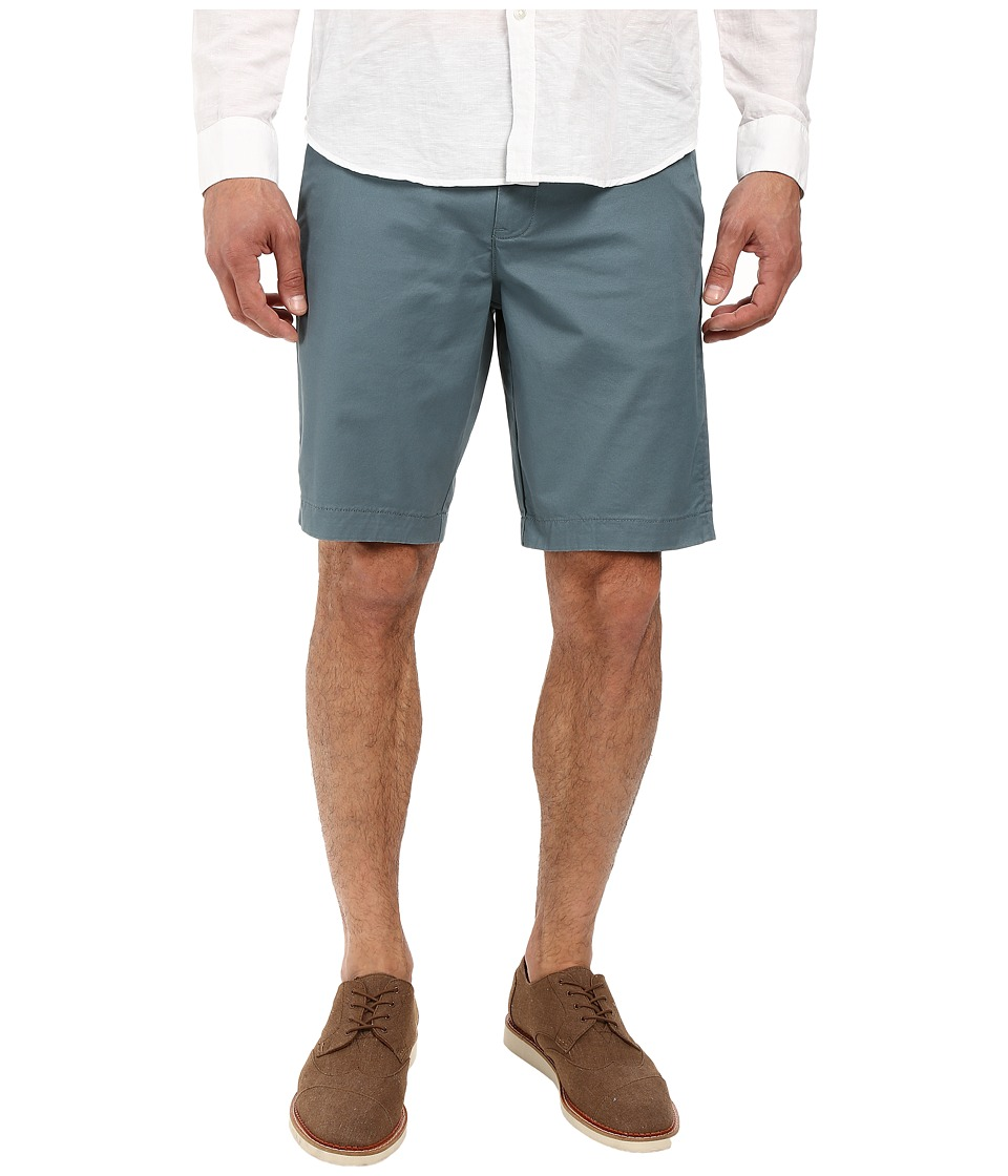 Ted Baker - Corsho Chino Shorts (Mid Green) Men's Shorts