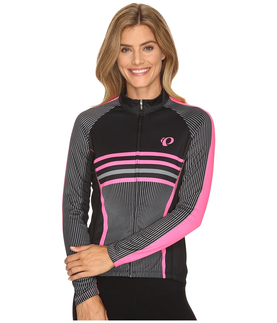 Pearl Izumi - W Elite Thermal LTD Jersey (Classic Screaming Pink) Women's Workout