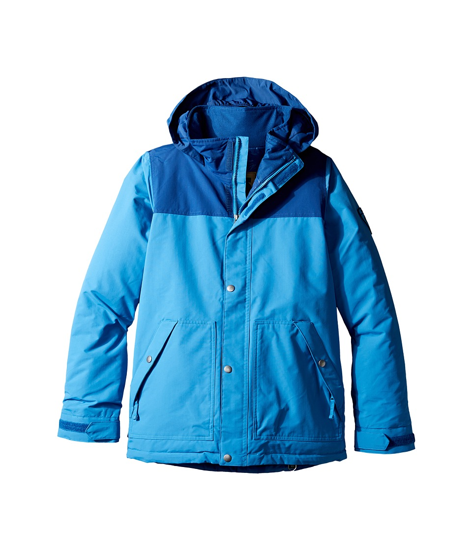 Burton Kids - Boys Fray Jacket (Little Kids/Big Kids) (Boro/Glacier Blue) Boy's Coat