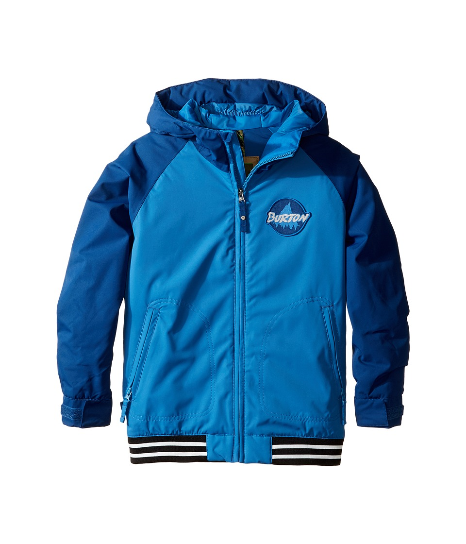 Burton Kids - Game Day Jacket (Little Kids/Big Kids) (Boro/Glacier Blue) Boy's Coat