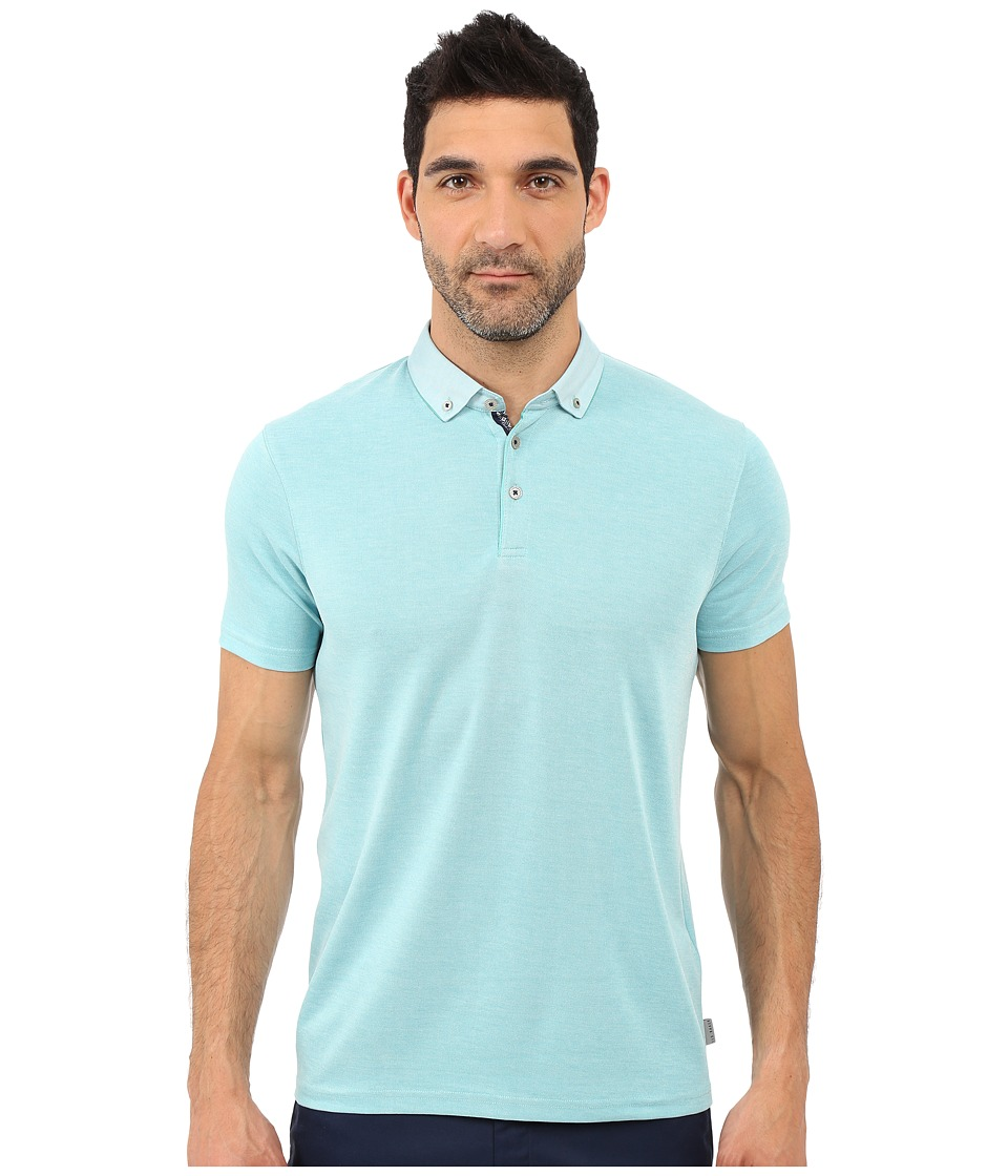 Ted Baker - Missow Polynosic Polo (Mint) Men's Clothing
