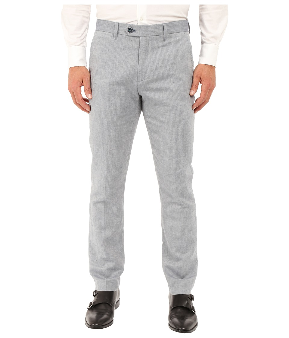 Ted Baker - Poptros Line Trousers (Blue) Men's Casual Pants