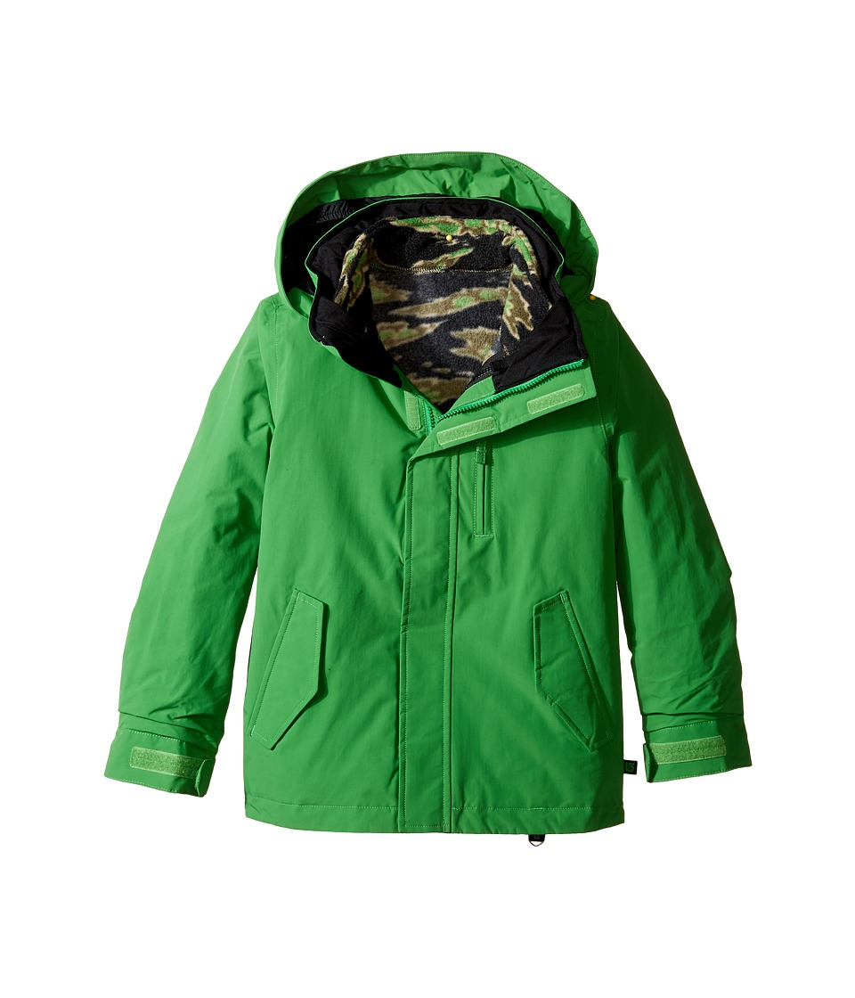 Burton Kids - Link System Jacket (Little Kids/Big Kids) (Slime) Boy's Coat