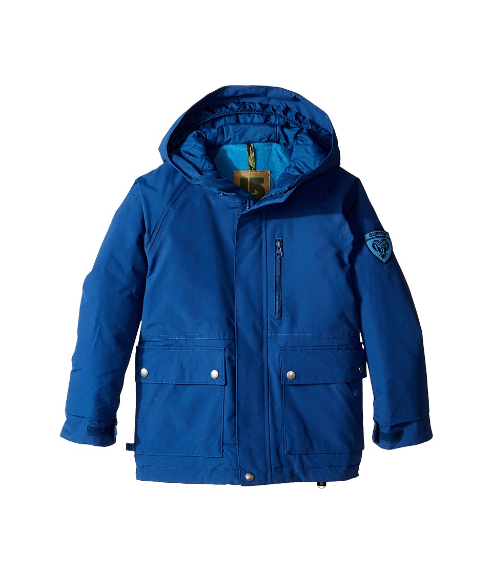 Burton Kids - Phase Jacket (Little Kids/Big Kids) (Boro) Boy's Coat