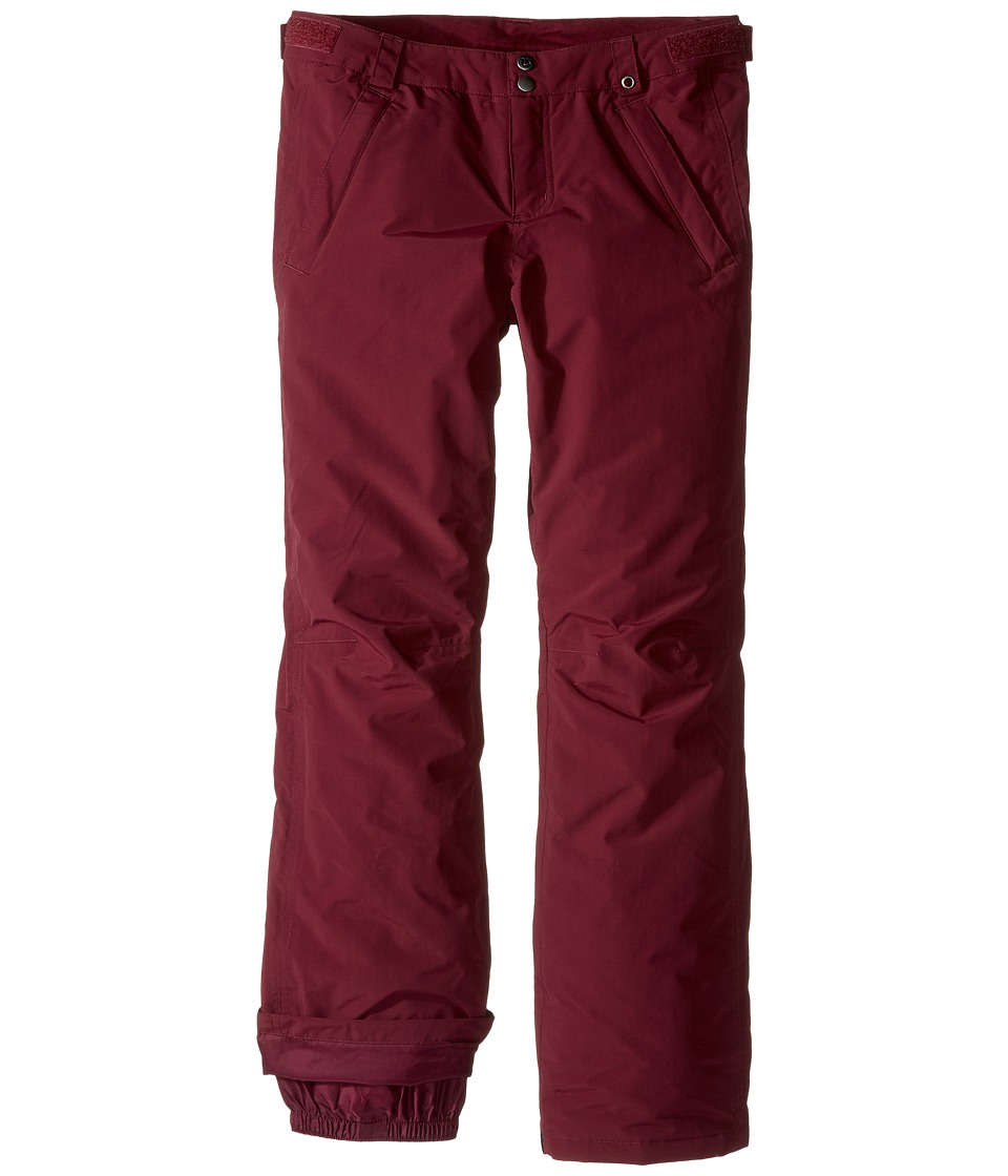 Burton Kids - Girls Sweetart Pant (Little Kids/Big Kids) (Sangria) Girl's Casual Pants