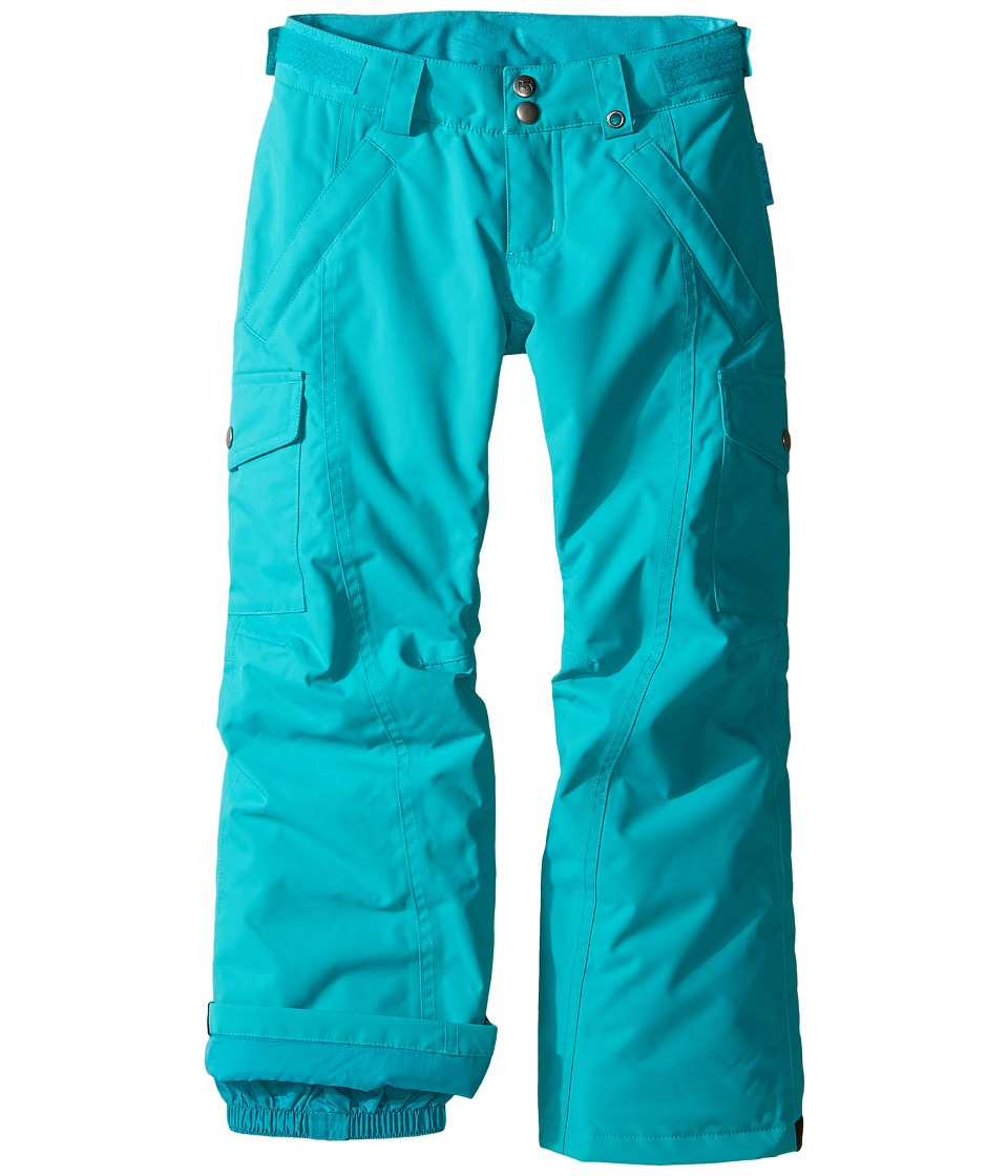Burton Kids - Cargo Elite Pant (Little Kids/Big Kids) (Everglade) Girl's Clothing