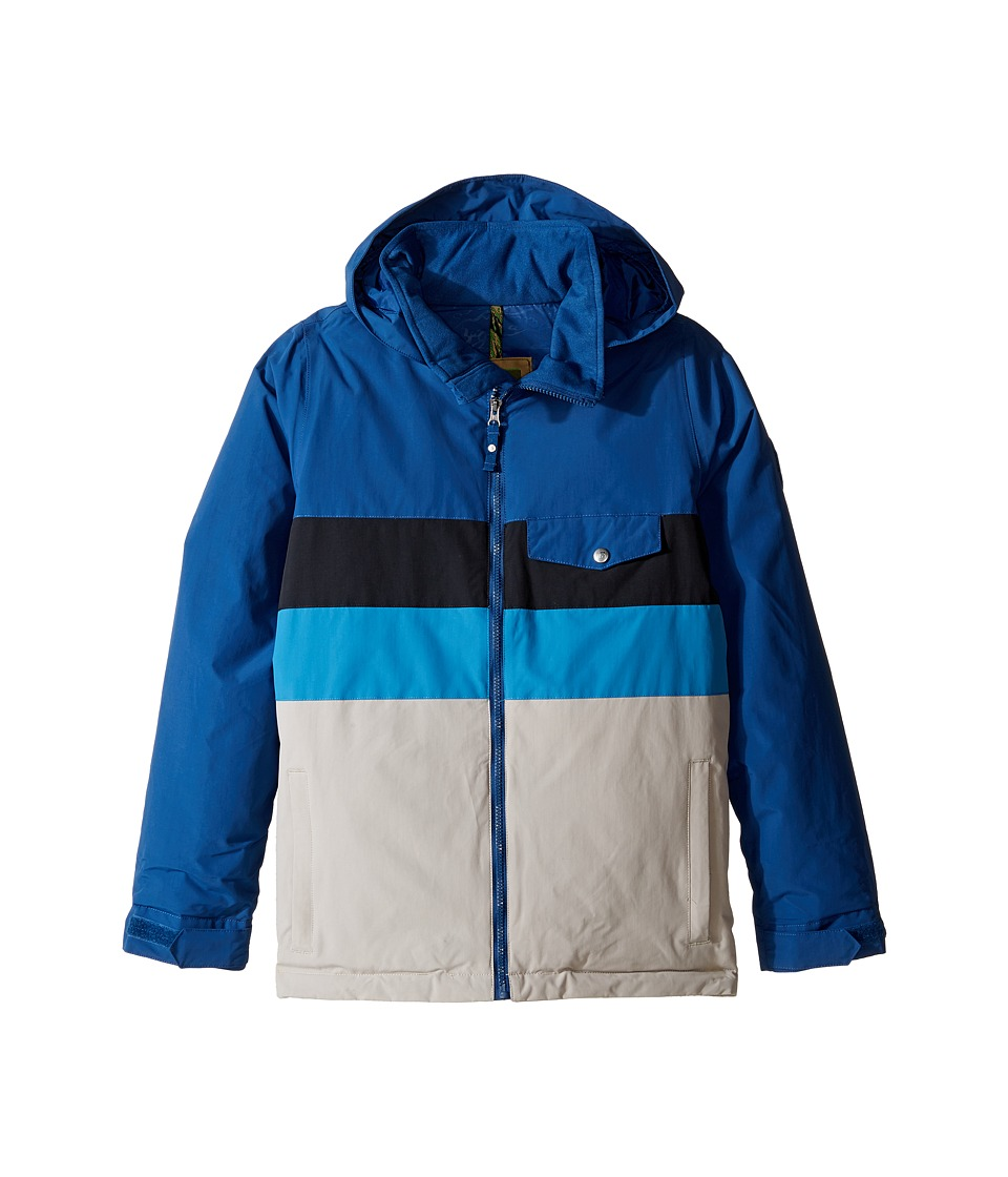Burton Kids - Boys Symbol Jacket (Little Kids/Big Kids) (Boro Block) Boy's Coat