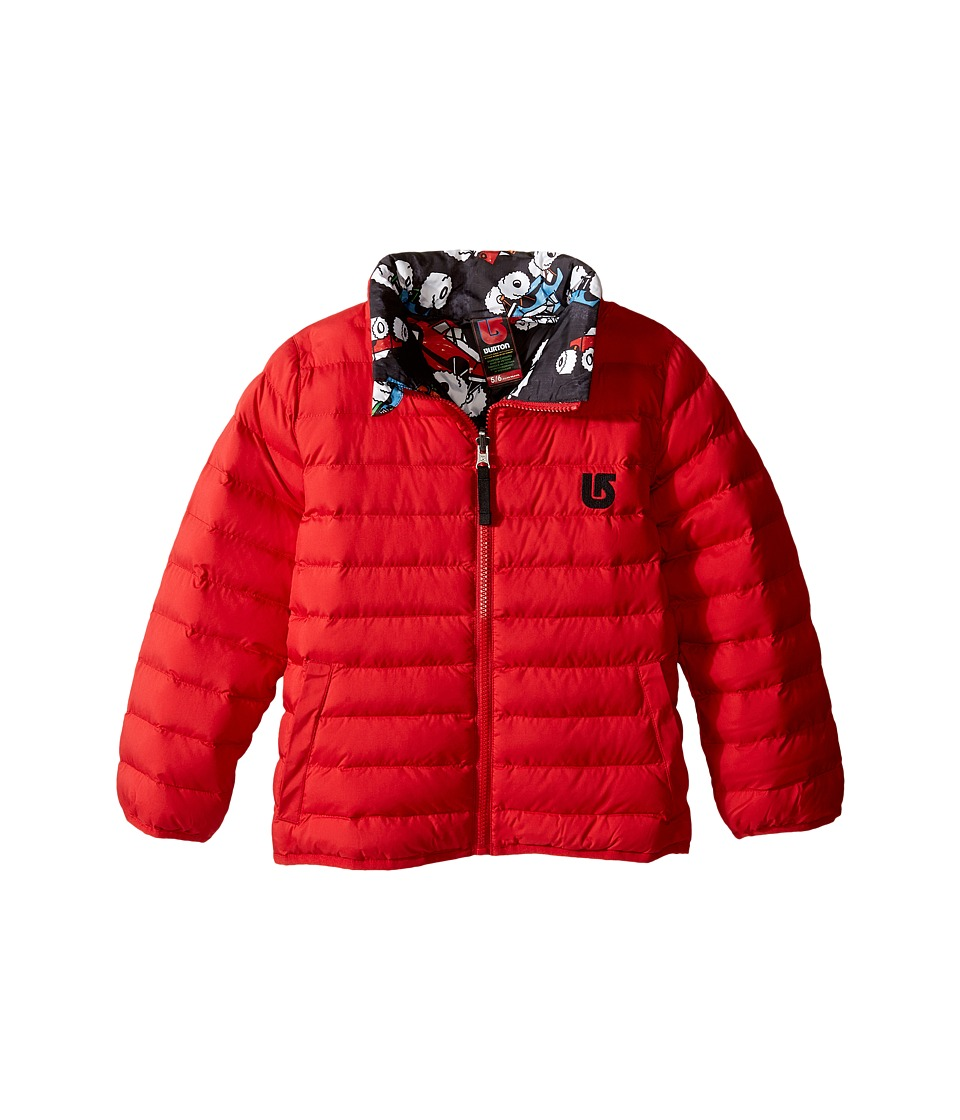 Burton Kids - Minishred Flex Puffy Jacket (Infant/Toddler/Little Kids) (Process Red/Offroad) Boy's Coat