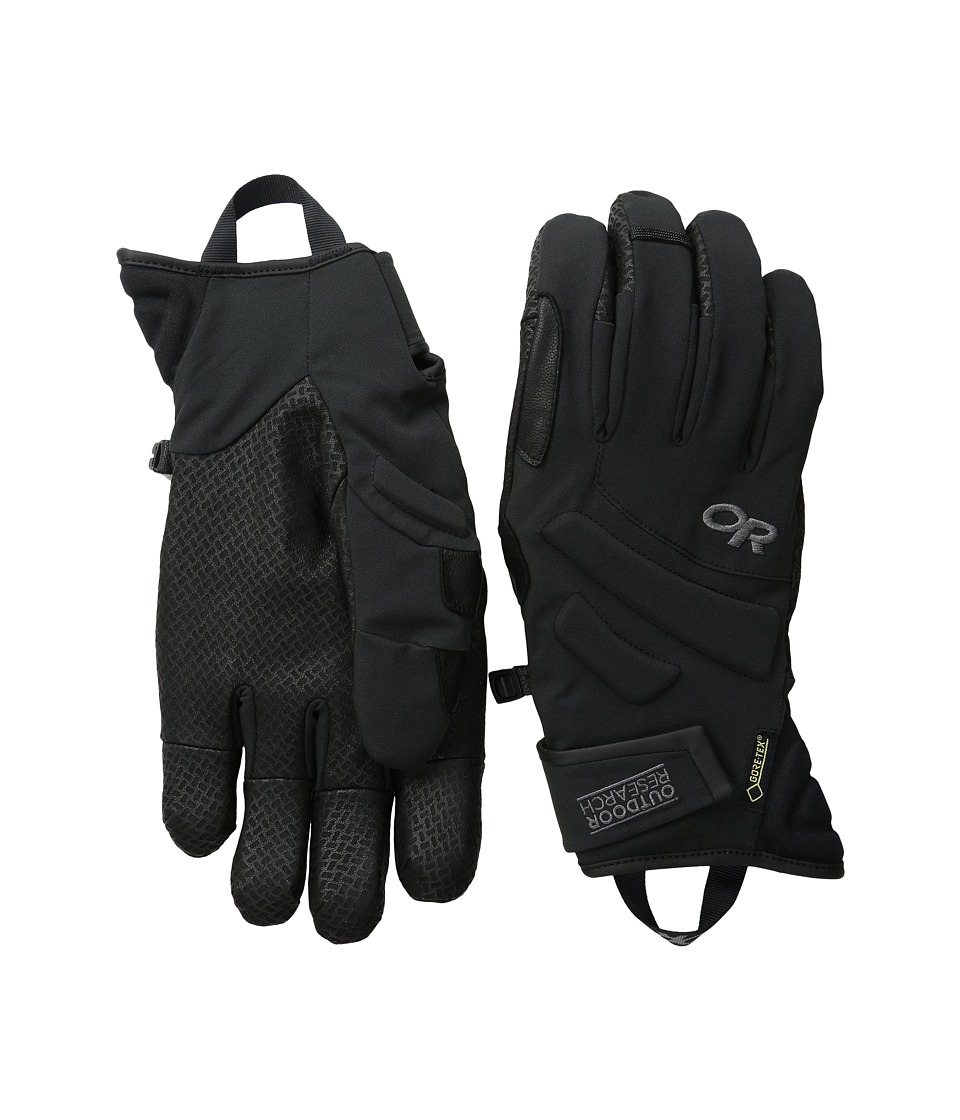 Outdoor Research - Project Gloves (Black) Extreme Cold Weather Gloves