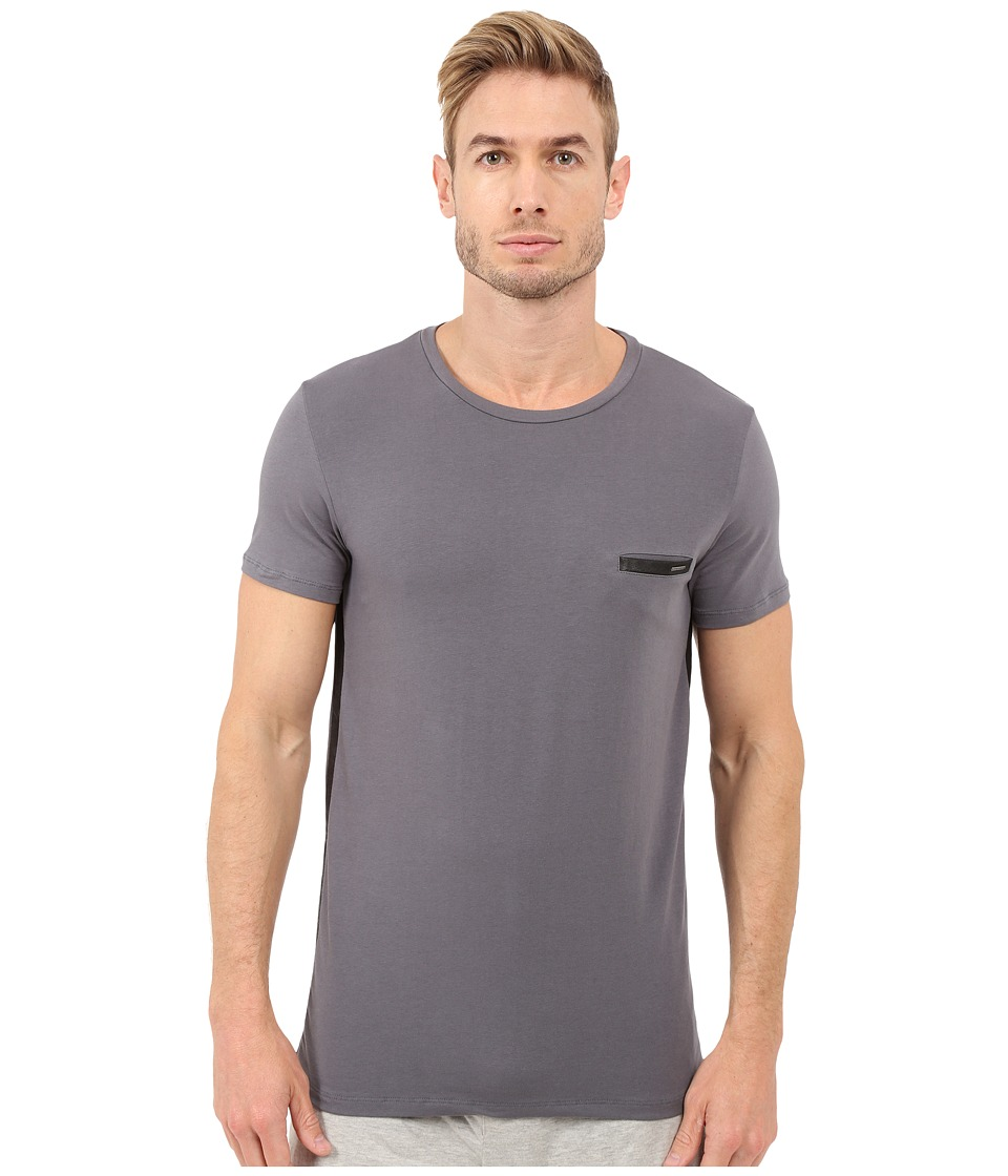 Diesel - Randal T-Shirt IALM (Grey) Men's T Shirt