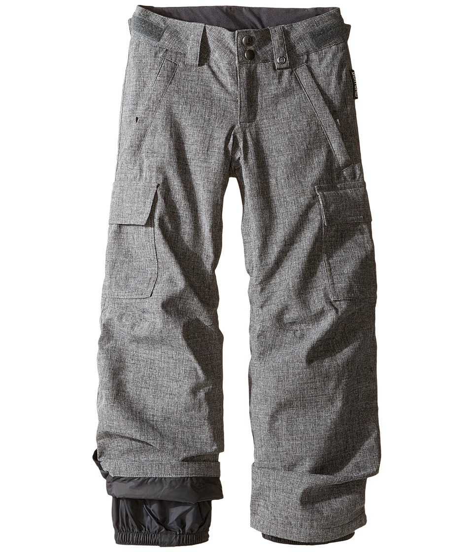 Burton Kids - Exile Cargo Pant (Little Kids/Big Kids) (Heather Iron Grey) Boy's Casual Pants