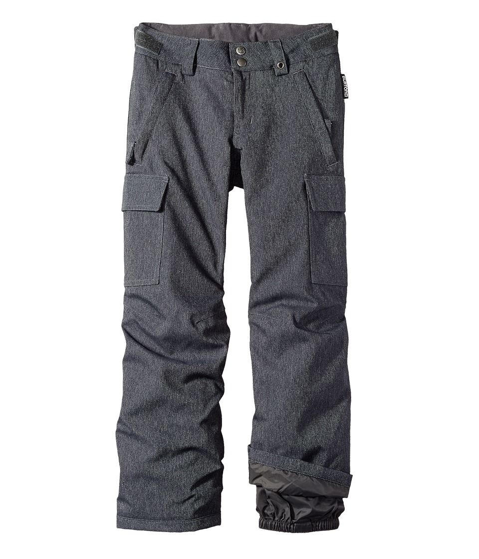 Burton Kids - Exile Cargo Pant (Little Kids/Big Kids) (Denim) Boy's Casual Pants