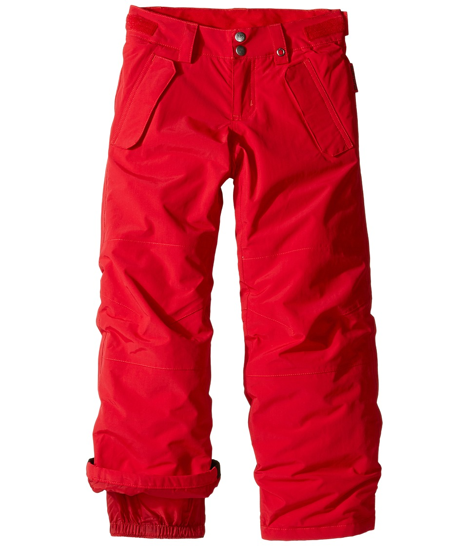Burton Kids - Parkway Pant (Little Kids/Big Kids) (Process Red) Boy's Casual Pants
