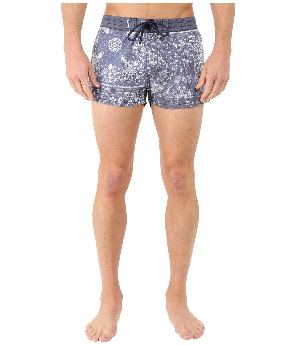 Diesel - Sandy-E Swim Boxer Shorts BAMG (Blue) Men's Swimwear