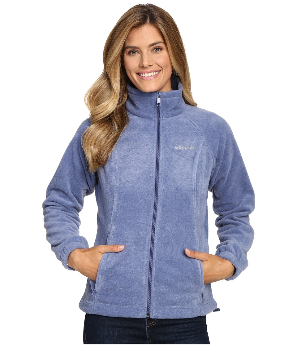 Columbia - Benton Springs Full Zip (Bluebell) Women's Jacket